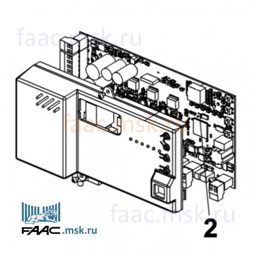 Faac 721 Инструкция - фото 5