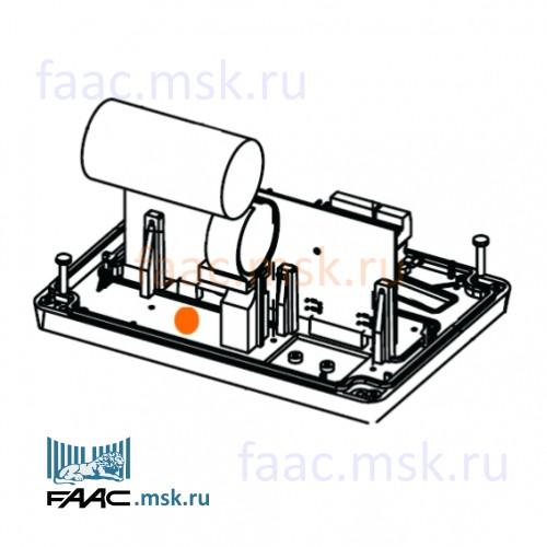 для серии ворот faac автоматика 844 инструкция
